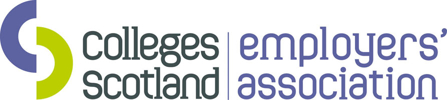 Colleges Scotland Employers' Association logo